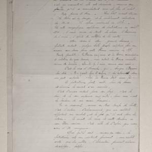 Composition française à l'examen du Certificat d'Études Primaires de Charroux, en 1915 (suite). (Archives départementales de la Vienne 3 T 393.)