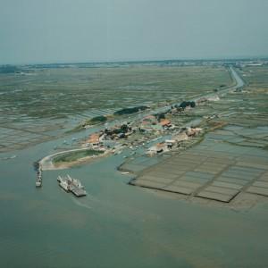 Bassin de Marennes (Charente-Maritime). L'Union des Coopérateurs Ostréicoles du Bassin de Marennes ou Coopérative Maritime (UCOMA) a été créée en 1969 par des ostréiculteurs dans le but d'importer des huîtres japonaises pour suppléer à l'huître portugaise victime d'un épidémie. Mais très vite, cette coopérative s'est aussi tournée vers la vente de matériel aux conchyliculteurs.